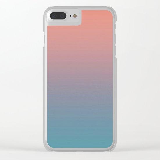 art-188 Clear iPhone Case