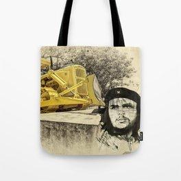 Dozer of the Revolution Tote Bag