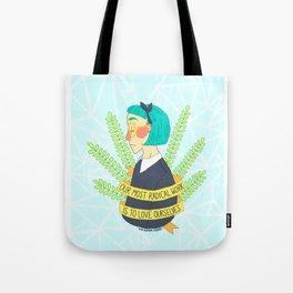 SELF-LOVE Tote Bag