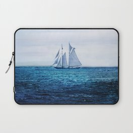 Sailing Ship on the Sea Laptop Sleeve
