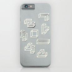 Tetris Papercut Slim Case iPhone 6s