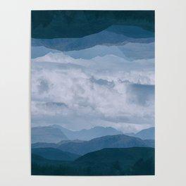 Fantasy Landscape II Poster