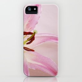 Lilium iPhone Case