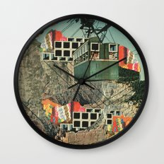 Fireside Favourite Wall Clock