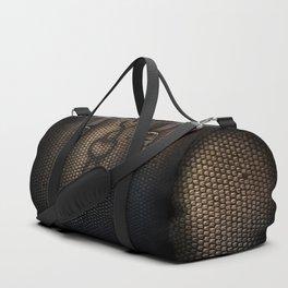 Snakeskin Duffle Bag