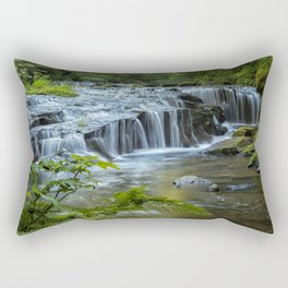 Ledge Falls, No. 4 Rectangular Pillow