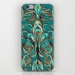 swirls iPhone Skin