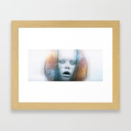 Beyond the Black Rainbow Framed Art Print
