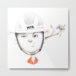 PPE's matter  Metal Print