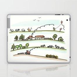 Country Life Laptop & iPad Skin