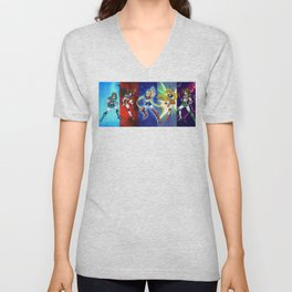 Knight Scouts Unisex V-Neck