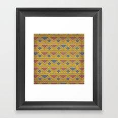 Regal Variations Framed Art Print