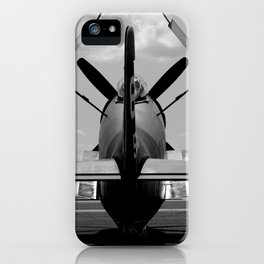 Warbird #1 iPhone Case