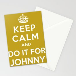 The Outsiders Johnny Stationery Cards