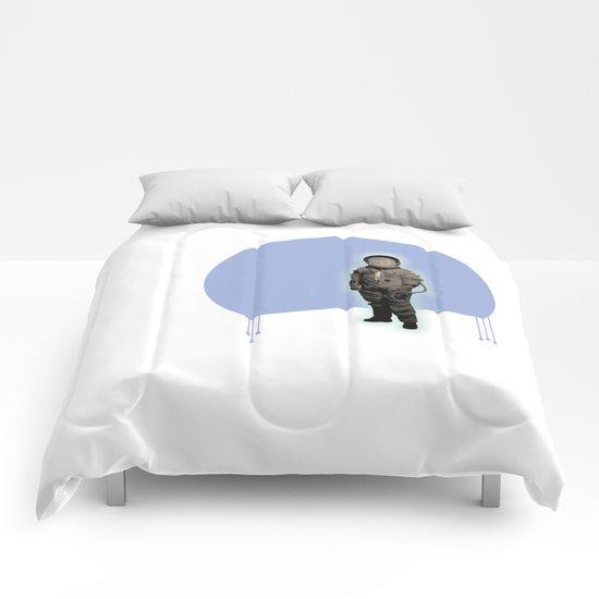astronaut boy Comforters
