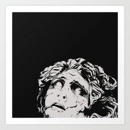NoMercy Art Print