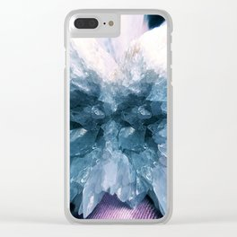Crystal Wings Clear iPhone Case