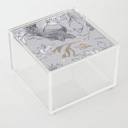 Goldfish, make a wish! Acrylic Box