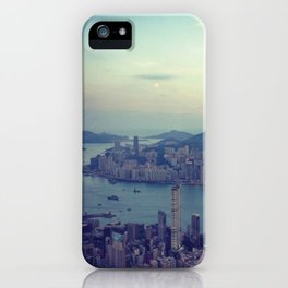 untroubled iPhone Case