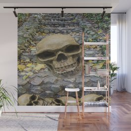 Road of Death Wall Mural