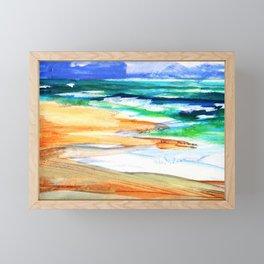 Morning Tide Framed Mini Art Print