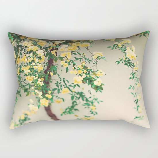 Sunny Days  Rectangular Pillow
