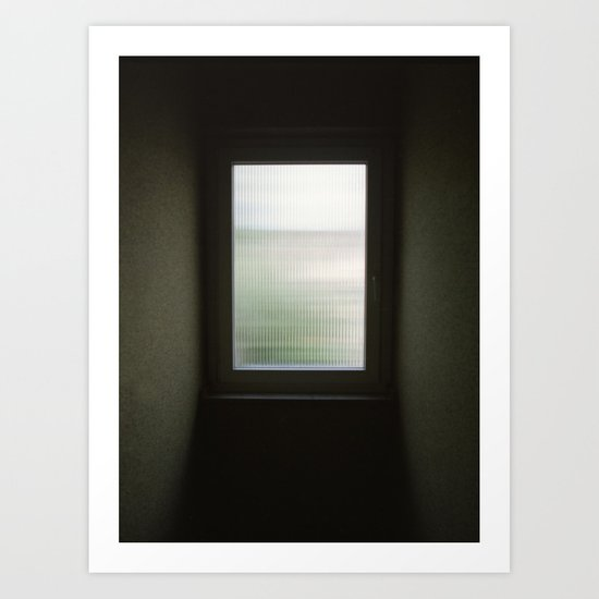 Windowcolour Art Print