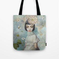Bumble Bee Beauty Tote Bag