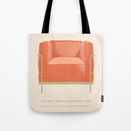 Petit Lounge Chair Tote Bag