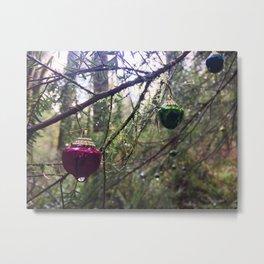 Ornament Trail Metal Print
