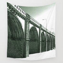 Bridge in Ribeira Grande Wall Tapestry