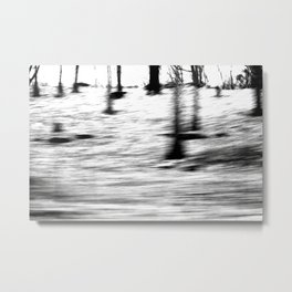 tree speed Metal Print