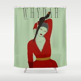 The Wydah Shower Curtain
