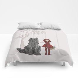 Red Hood Comforters