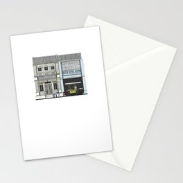 Penang Street Scene II Stationery Cards