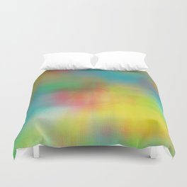 Abstract 102 Duvet Cover