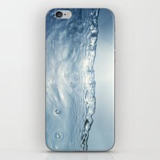 Water Falling iPhone & iPod Skin