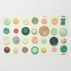The Button Collection Rug