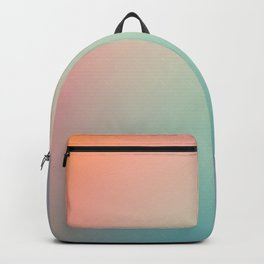 SUNDAY / Plain Soft Mood Color Blends / iPhone Case Backpack