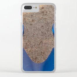 slide Clear iPhone Case
