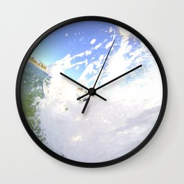 Make a Splash Wall Clock
