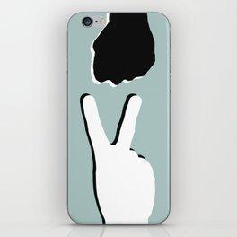 diplomacy (shadows) iPhone Skin