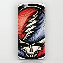 Grateful Dead iPhone Skin