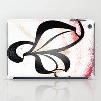 wiz khalifa iPad Cases featuring Wiz by Je Nie Fleming