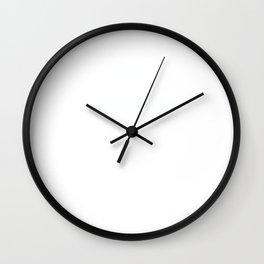 Bah Humbug | Scrooge Wall Clock