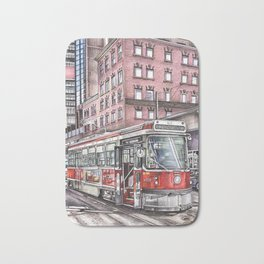 Spadina King Bath Mat