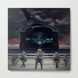 Guardians Metal Print