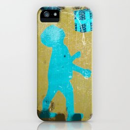 Happy Days iPhone Case