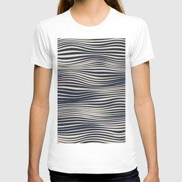 Waving Lines T-shirt