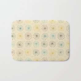 seedheads cream Bath Mat